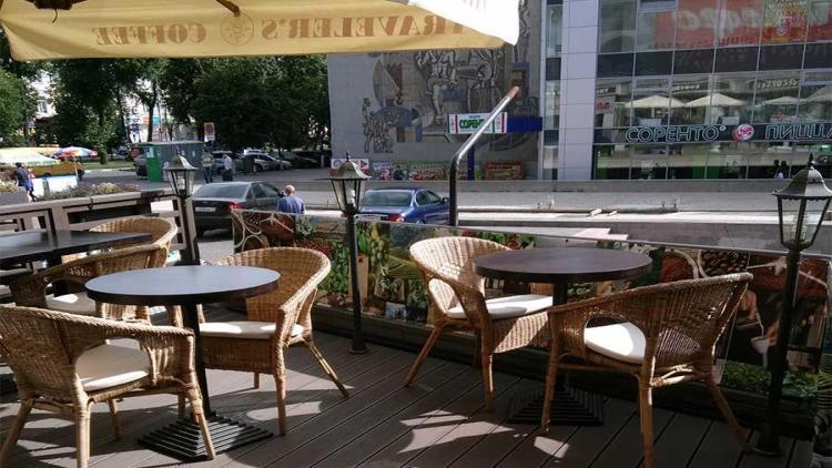 «Traveler's Coffee г. Ульяновск» - Галерея | TERRADECK